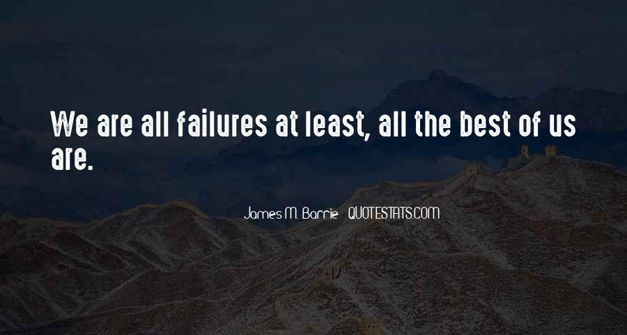 James M Barrie Quotes #1364535