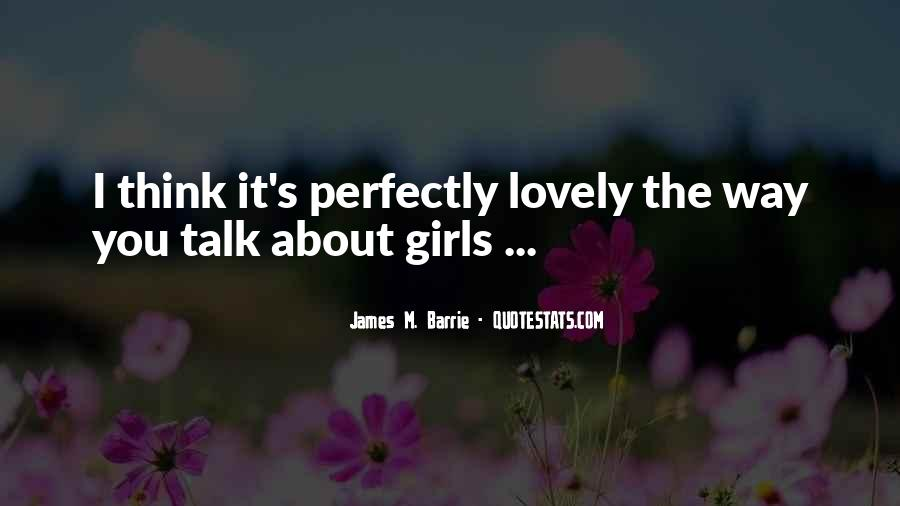 James M Barrie Quotes #137513
