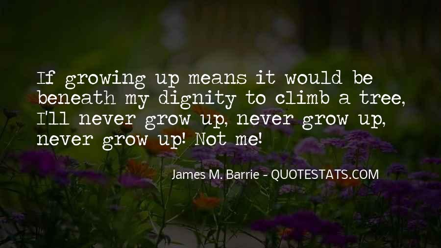 James M Barrie Quotes #1462523