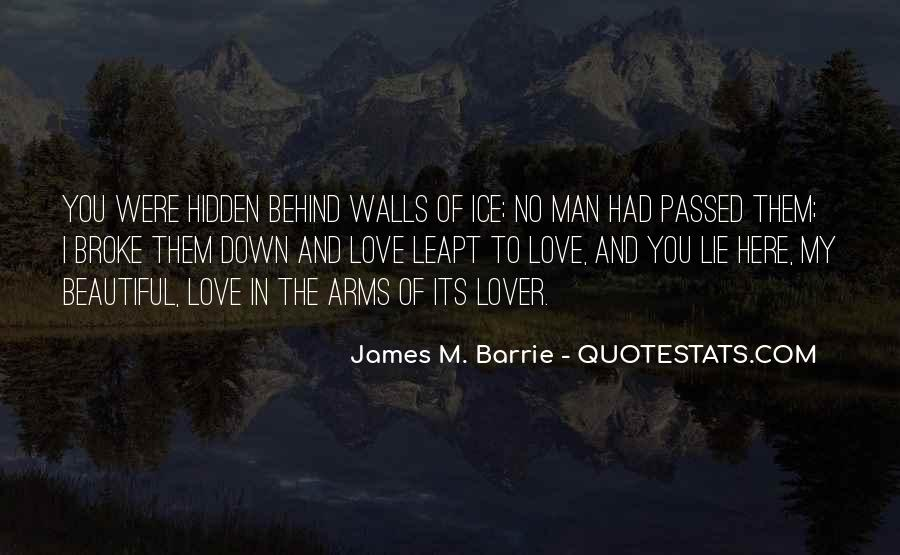 James M Barrie Quotes #1632529