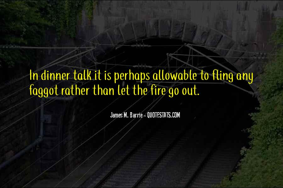 James M Barrie Quotes #21978
