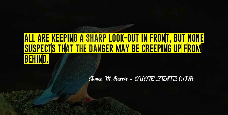 James M Barrie Quotes #801408