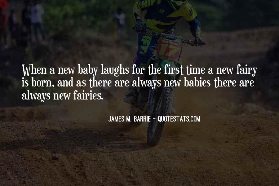 James M Barrie Quotes #93269