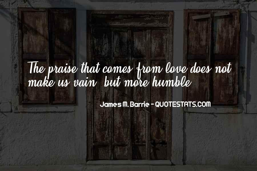 James M Barrie Quotes #958447