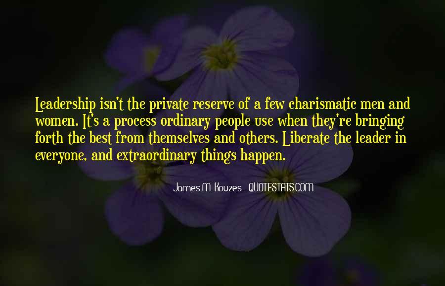James M Kouzes Quotes #1555100