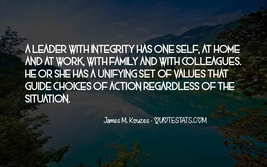 James M Kouzes Quotes #1683911