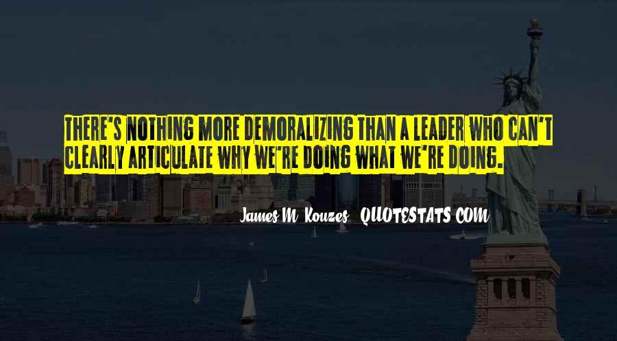 James M Kouzes Quotes #1770662