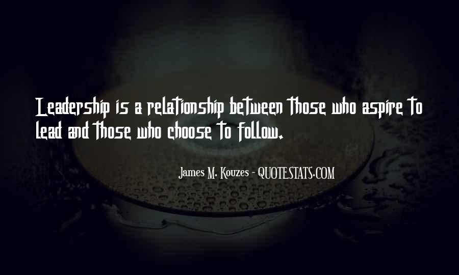 James M Kouzes Quotes #1776417