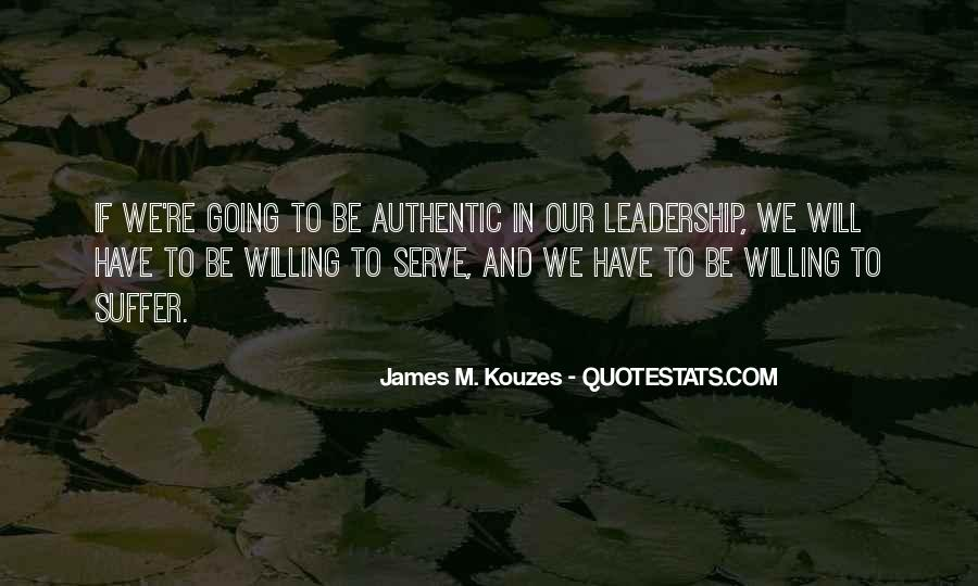 James M Kouzes Quotes #415453