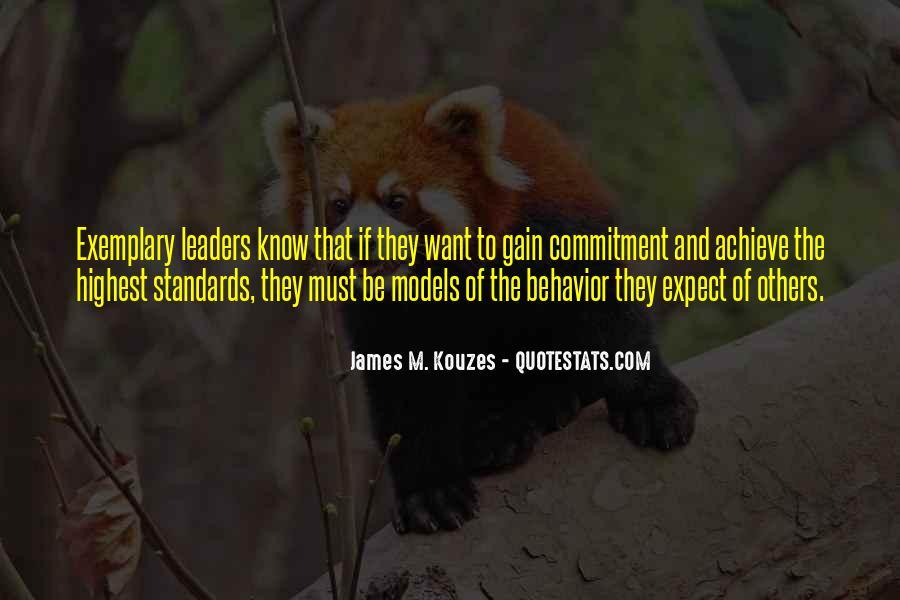 James M Kouzes Quotes #903716