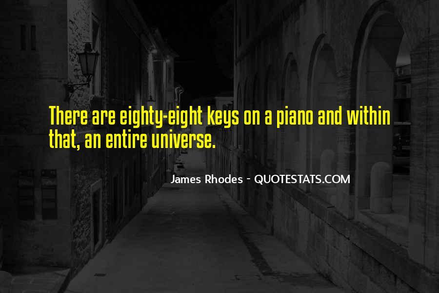 James Rhodes Quotes #1618797