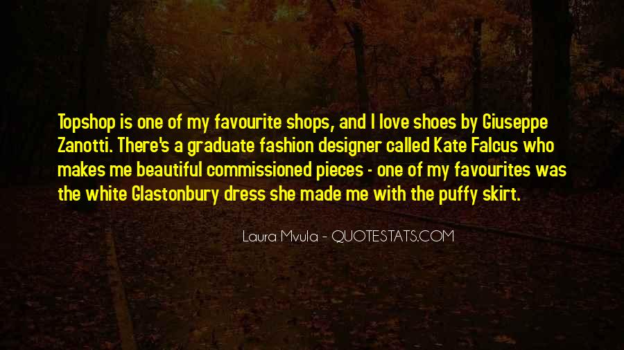 Quotes About Designer Shoes #135773