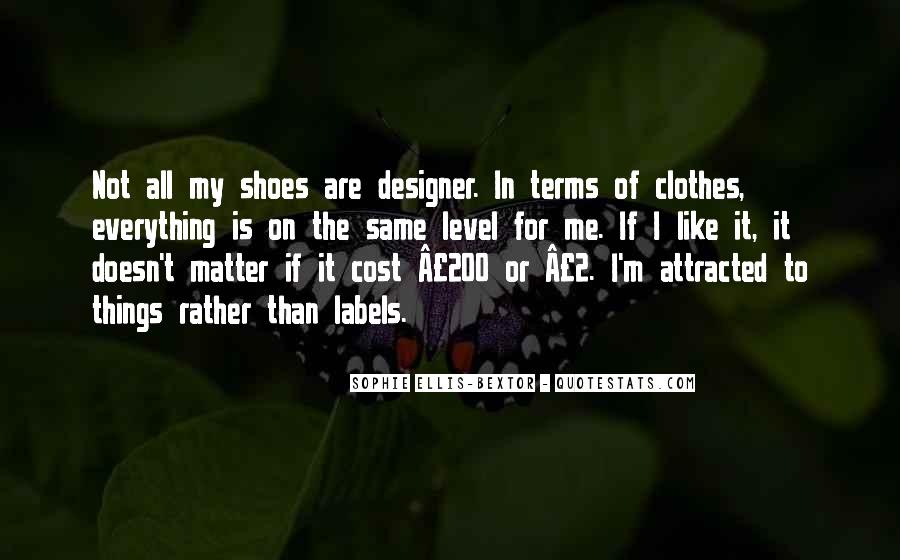 Quotes About Designer Shoes #1683158
