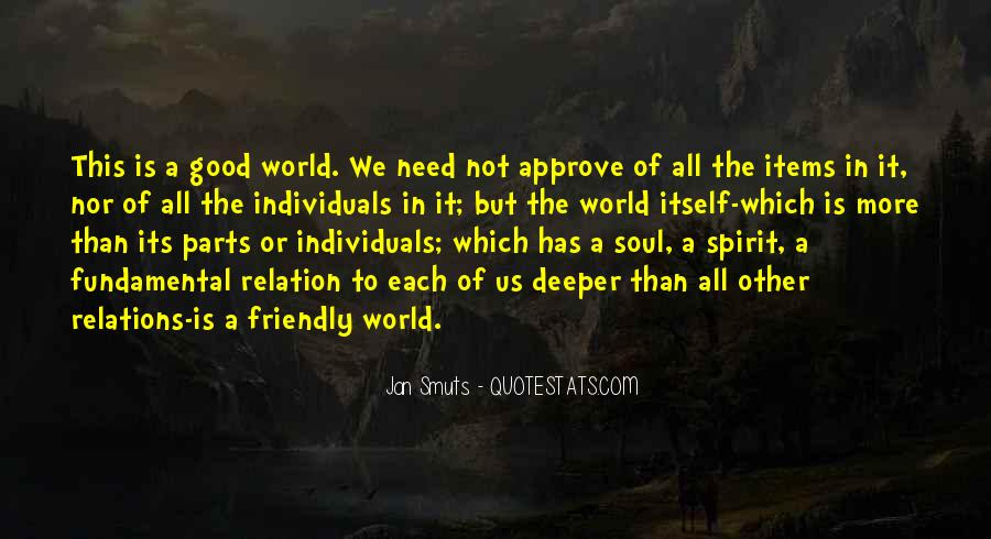 Jan Smuts Quotes #1032397