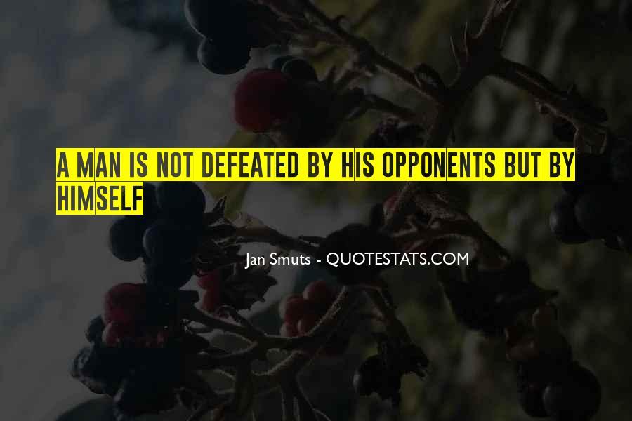 Jan Smuts Quotes #1282119