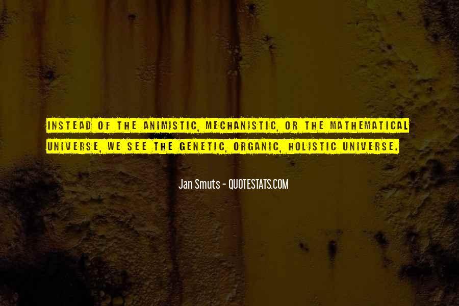 Jan Smuts Quotes #177317