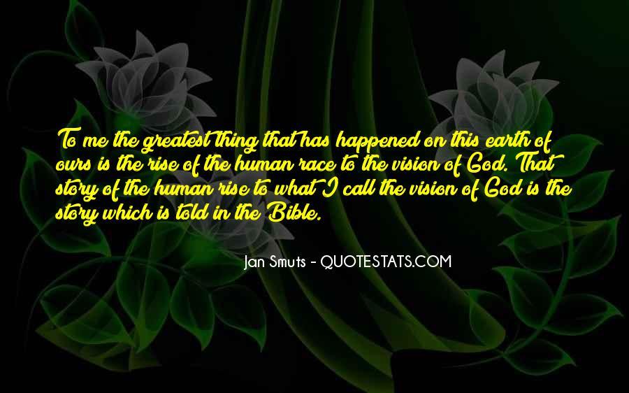 Jan Smuts Quotes #353945