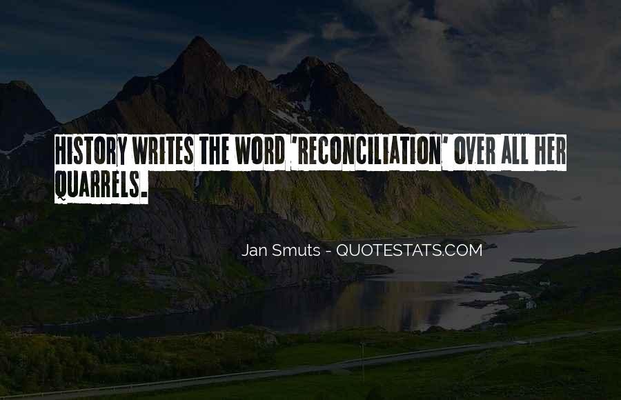 Jan Smuts Quotes #543748