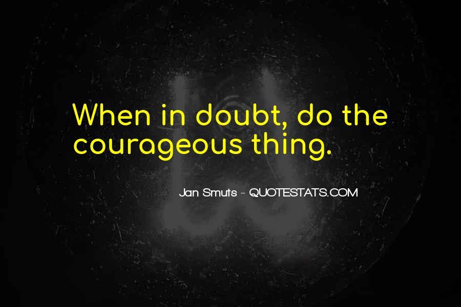 Jan Smuts Quotes #737447