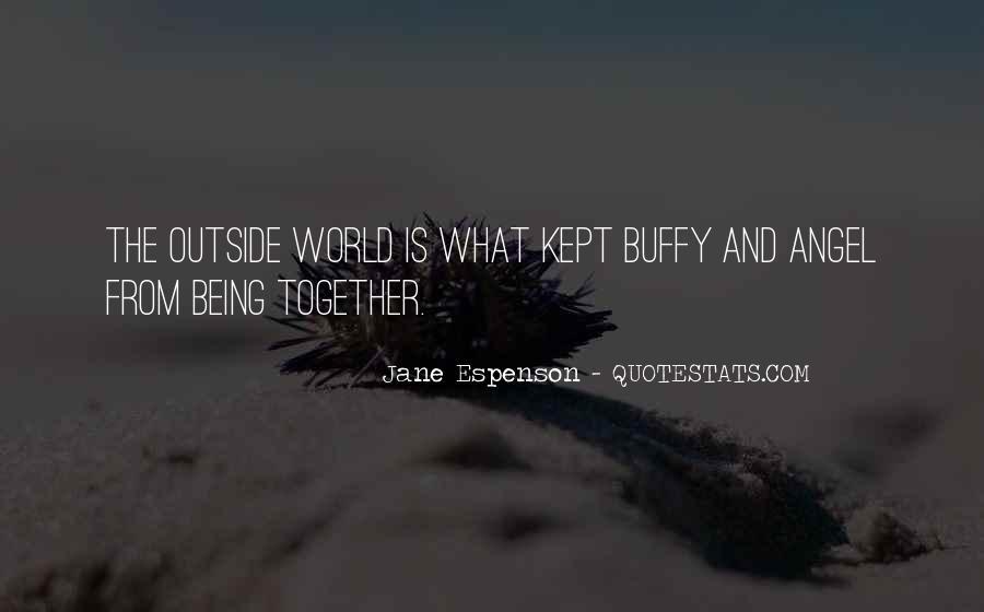 Jane Espenson Quotes #1174324