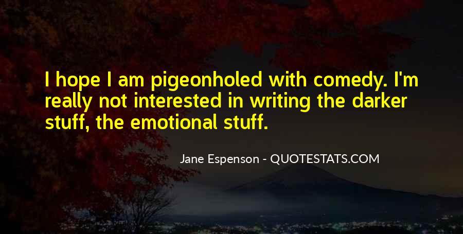 Jane Espenson Quotes #1578583