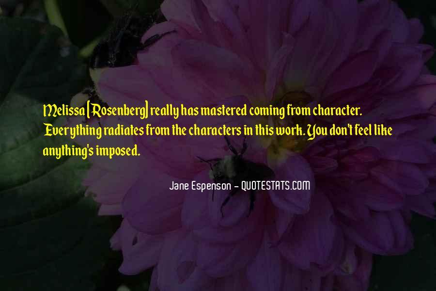 Jane Espenson Quotes #1710151