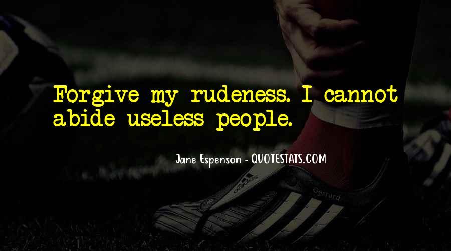 Jane Espenson Quotes #234241