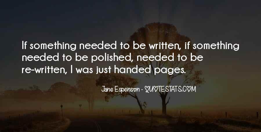 Jane Espenson Quotes #372912