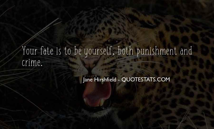 Jane Hirshfield Quotes #1083923