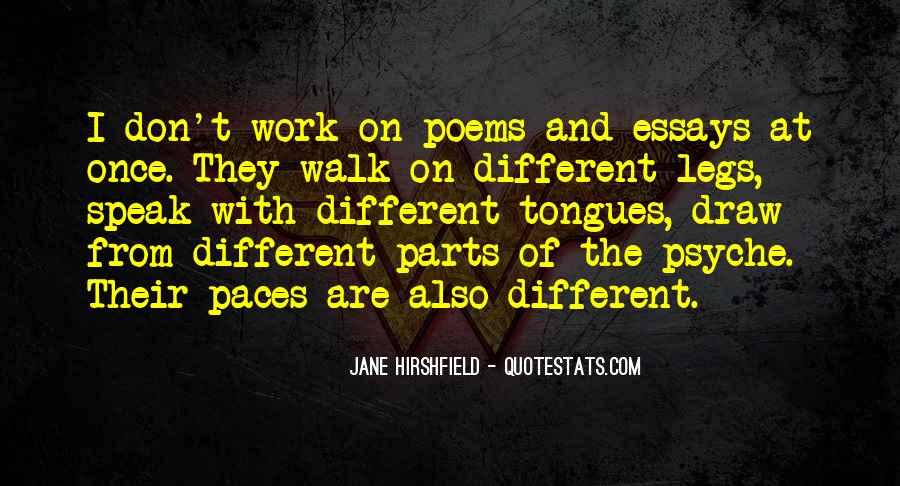 Jane Hirshfield Quotes #115196