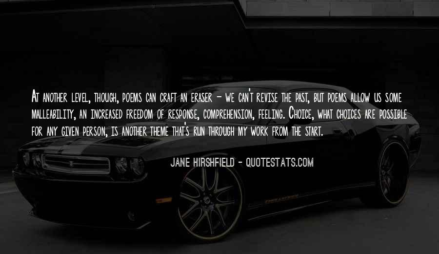 Jane Hirshfield Quotes #1177407