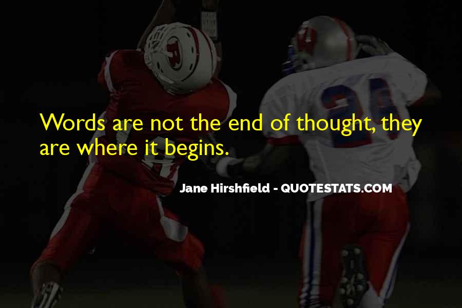 Jane Hirshfield Quotes #1180932