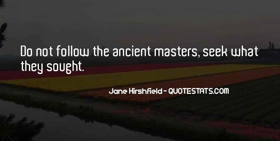Jane Hirshfield Quotes #138755