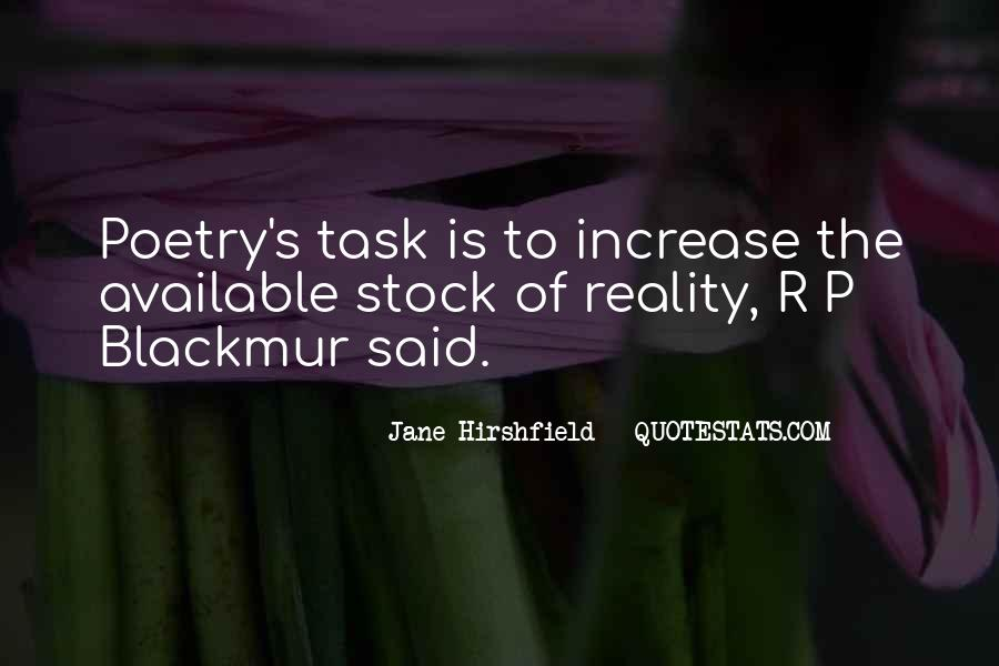 Jane Hirshfield Quotes #163269