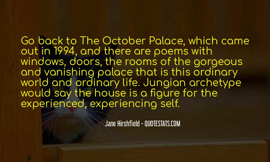 Jane Hirshfield Quotes #525264
