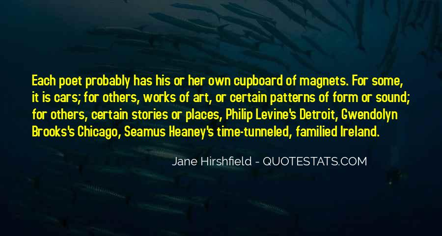 Jane Hirshfield Quotes #532372