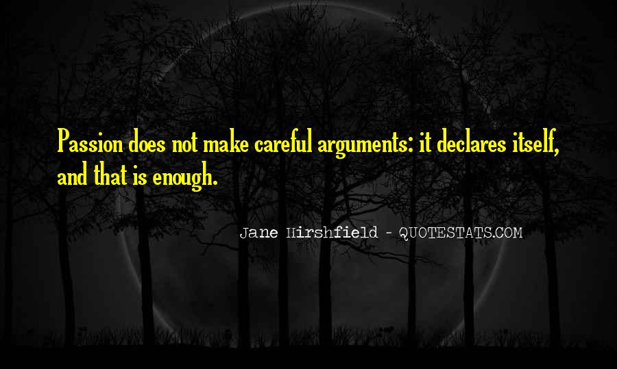 Jane Hirshfield Quotes #893576