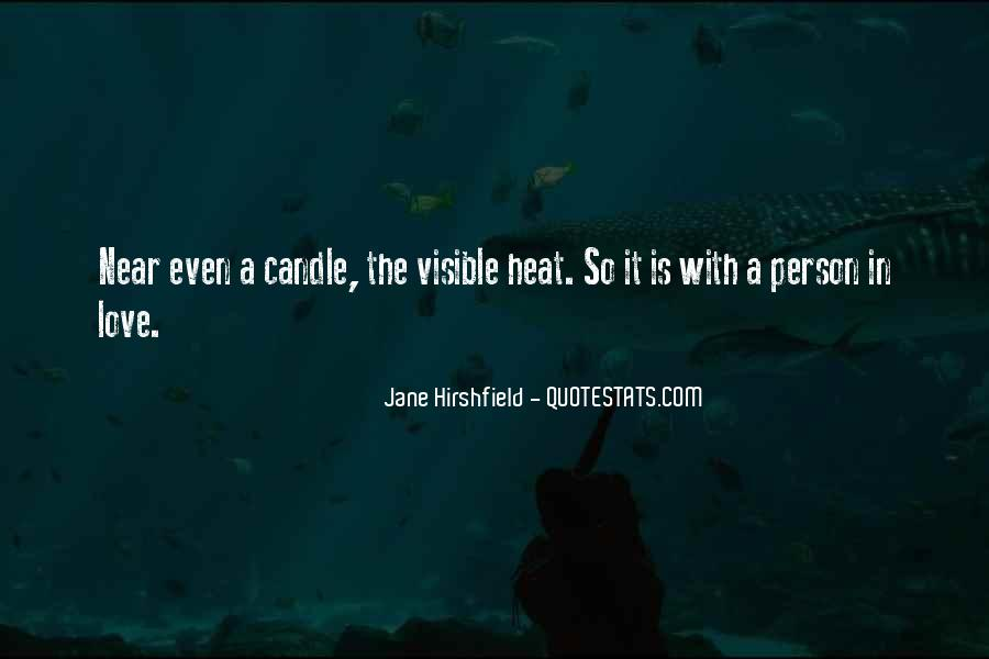 Jane Hirshfield Quotes #994825