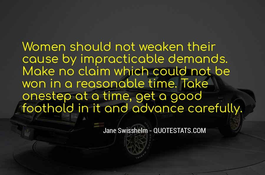 Jane Swisshelm Quotes #1156247