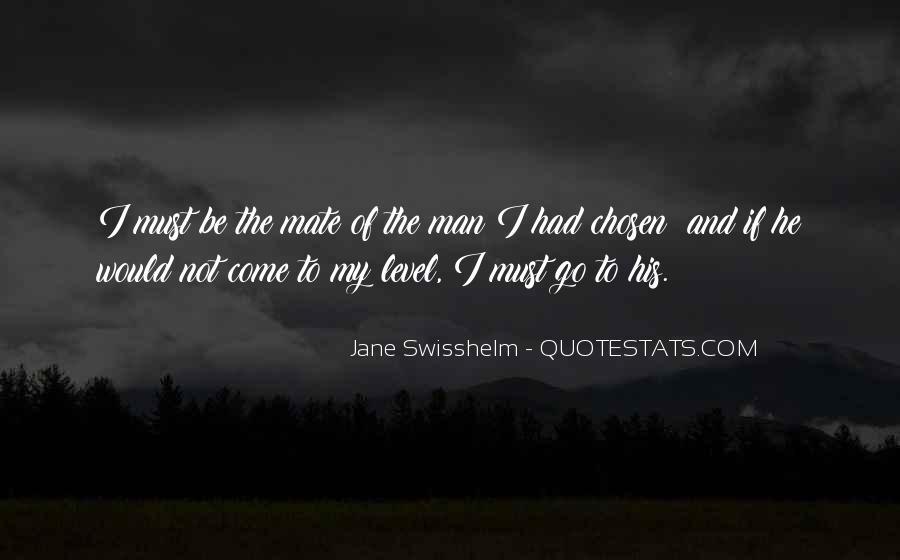 Jane Swisshelm Quotes #1483810