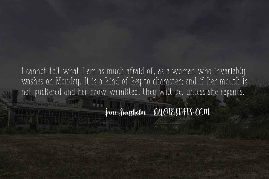 Jane Swisshelm Quotes #637732