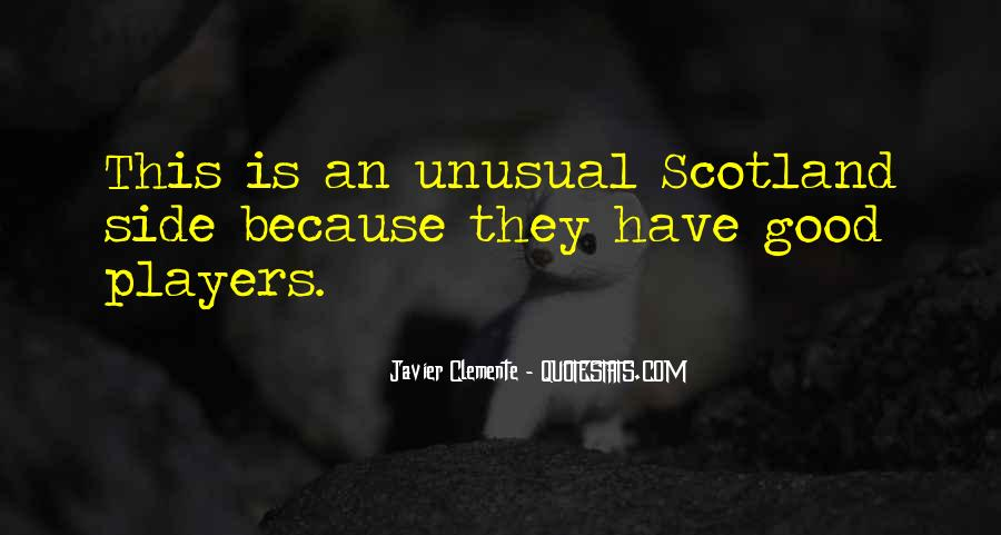 Javier Clemente Quotes #1739671