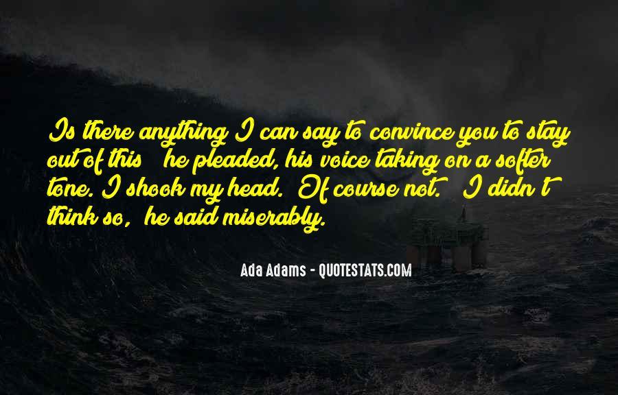 Jay E Adams Quotes #6669