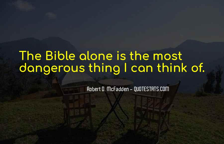 Quotes About Experience From The Bible #1657533