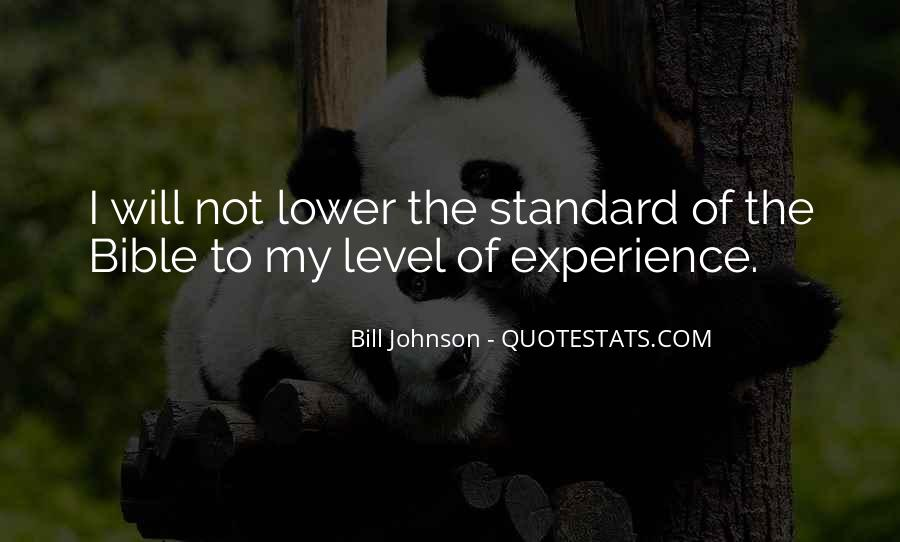 Quotes About Experience From The Bible #277690