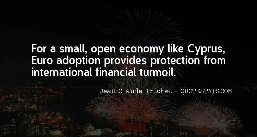Jean Claude Trichet Quotes #384295