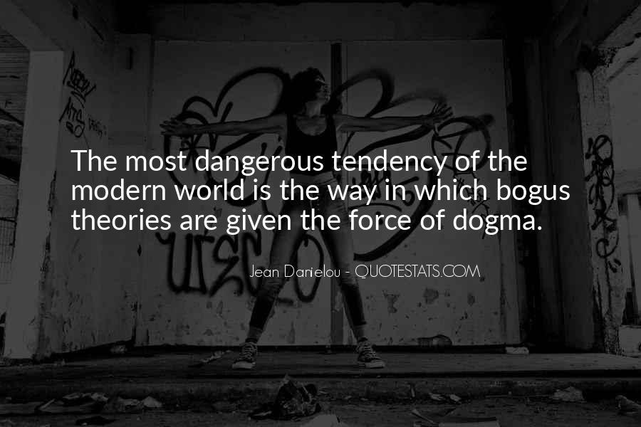 Jean Danielou Quotes #1878276