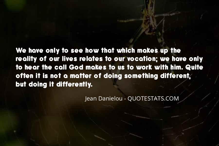 Jean Danielou Quotes #351350