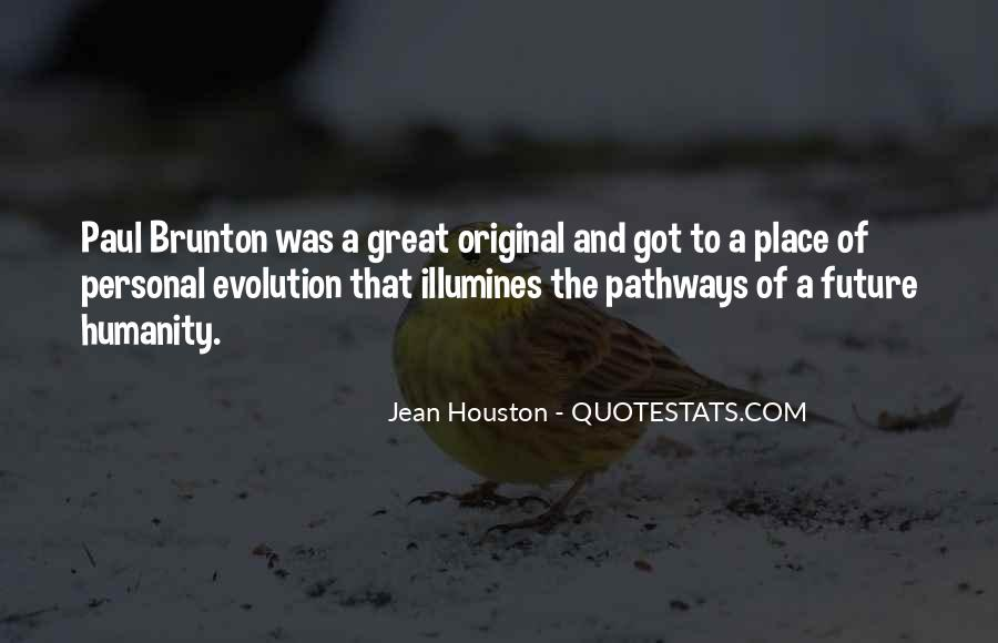 Jean Houston Quotes #1049013