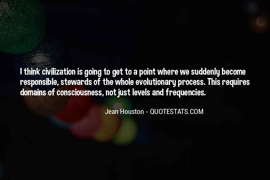 Jean Houston Quotes #1057513